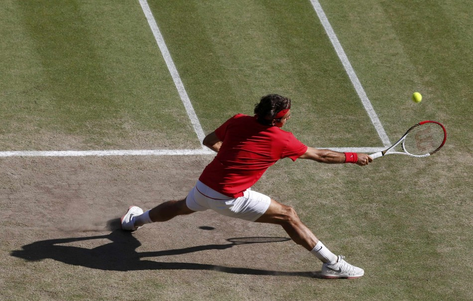 Photo of Federer Loses in Straight Sets in Olympics Final