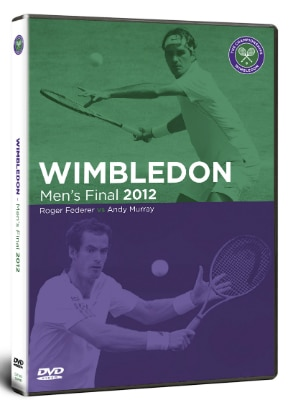 Wimbledon 2012 Final - Federer vs Murray