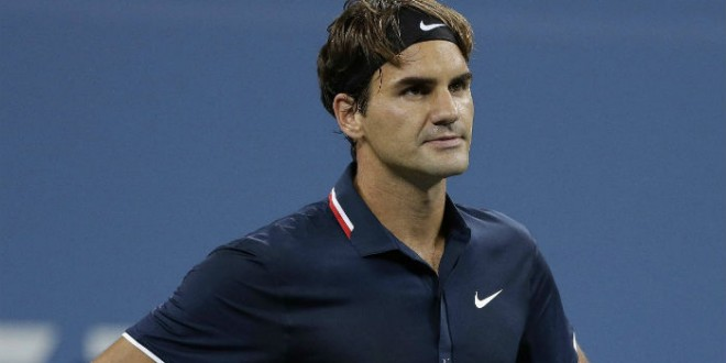 Federer loses to Berdych