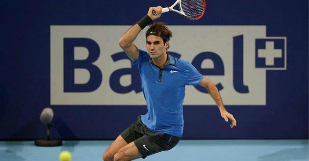 Del Potro defeats Federer in Basel