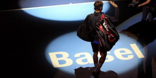 Federer def Becker in Basel