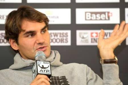 Roger in Basel