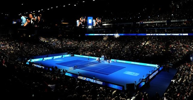Barclays ATP World Tour Finls Draw 2012