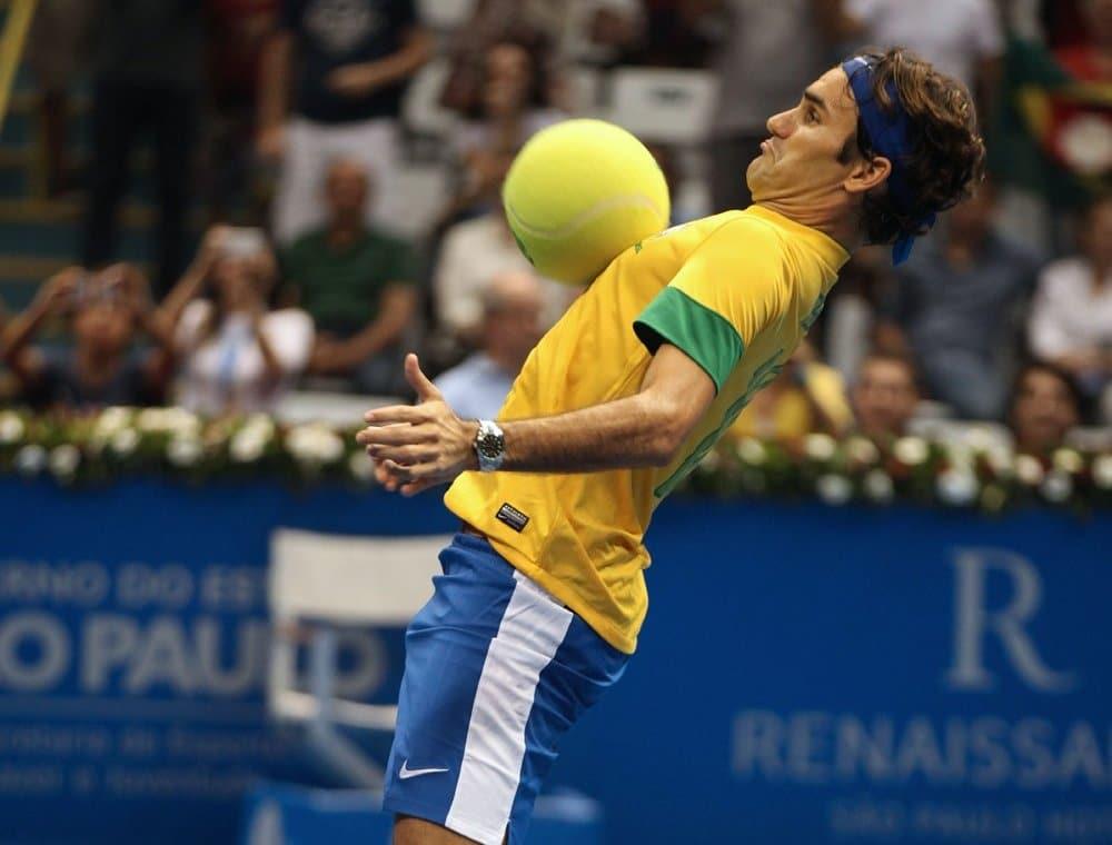 Federer Gillette