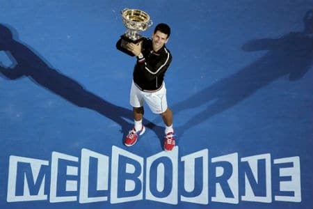 AO 2013 Favourite - Djokovic