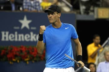Berdych def. Federer US Open Quarter Final