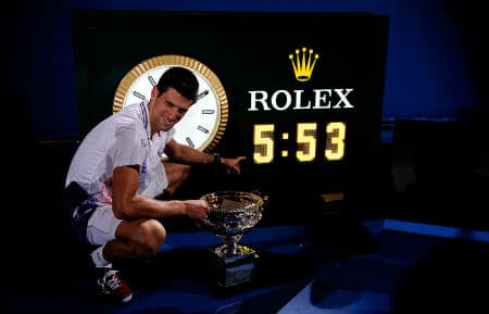 Djokovic - Unbeatable at the Australian Open?