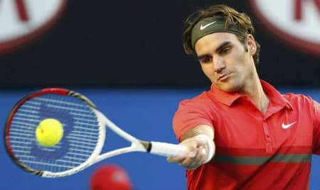 Federer - No Pressure