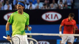 Nadal beats Federer in Australian Open Semi