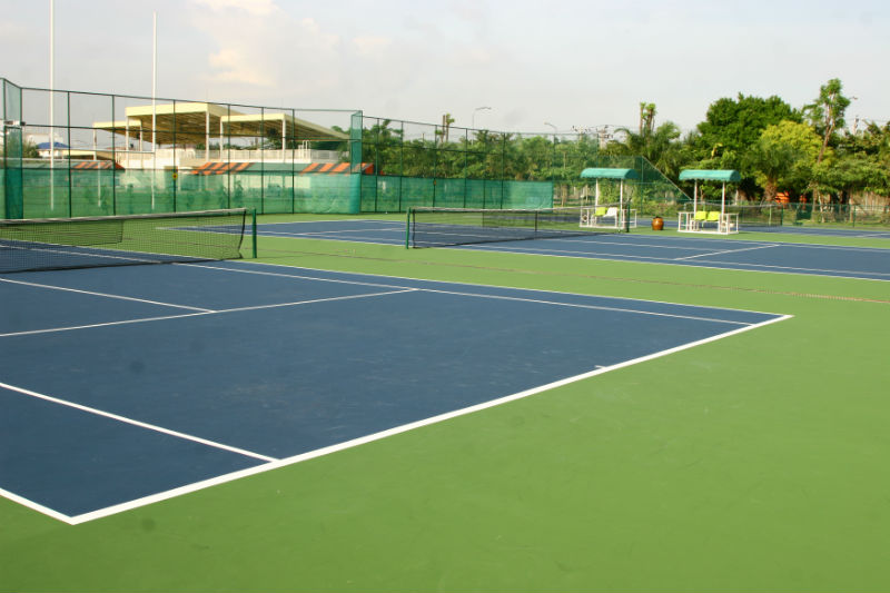 Tennis Court Surfaces & Speeds