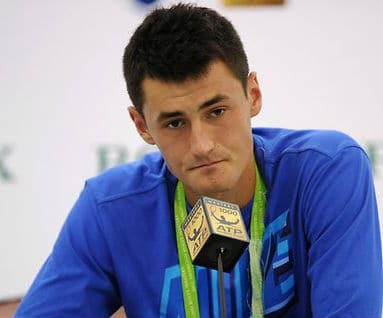 Tomic - Australian Open