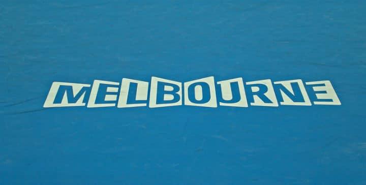 Australian Open Draw 2013