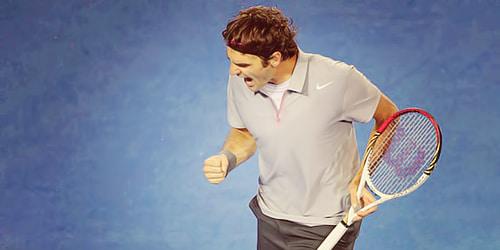 Federer Allez!