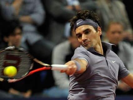 Federer Forehand Grip