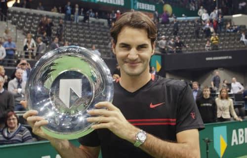 Federer Smart 2013 Scheduling