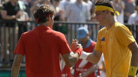 Federer & Tomic