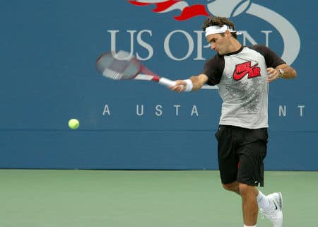 Federer Windshield Wiper Finish