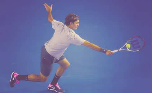 Federer in Control