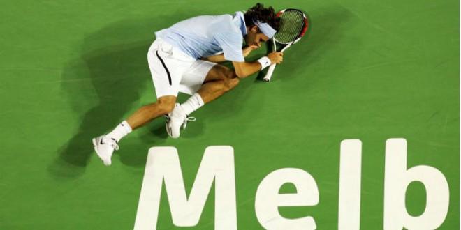 Federer ready for Melbourne