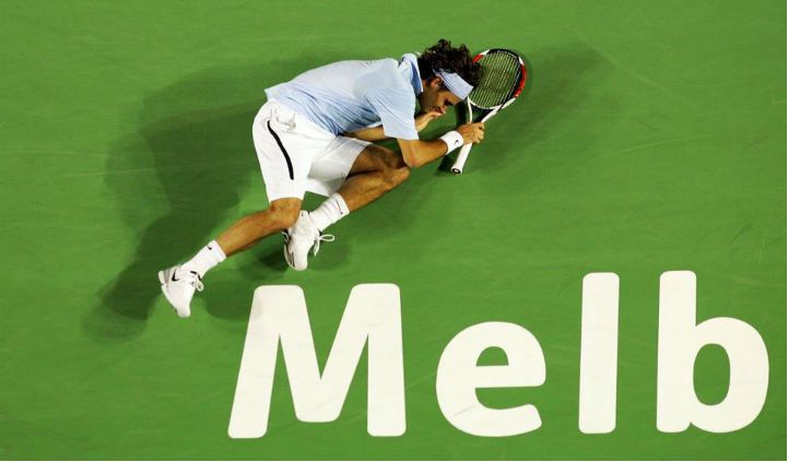 Federer ready for Melbourne