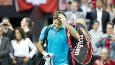Photo of Rotterdam Recap: Federer Crashes to Benneteau