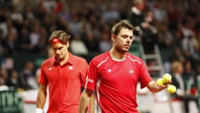 Federer Davis Cup Absentee
