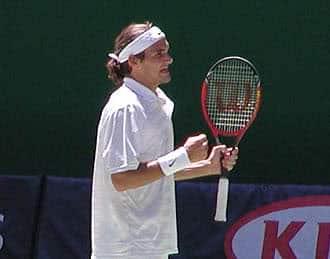 Federer Hyper Pro Staff 6.1 Silver W