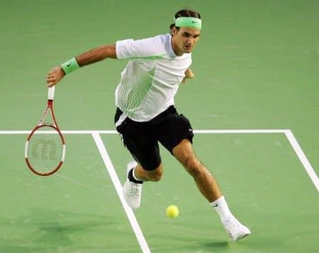Federer NCode Racket