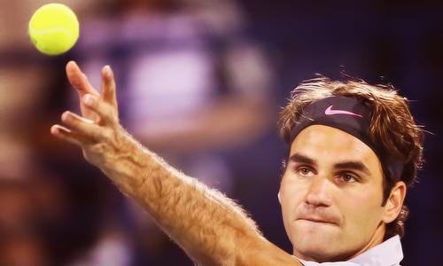 Federer Normal Service Resumes