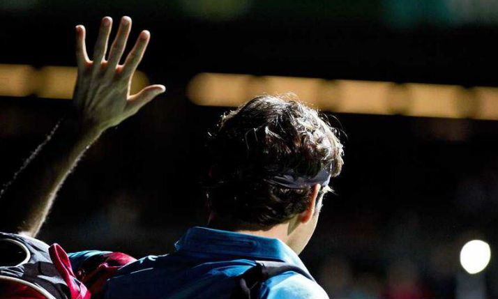 Photo of Federer Defeats De Bakker to Advance in Rotterdam