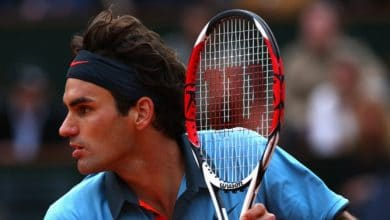 Racquets Used by Roger Federer