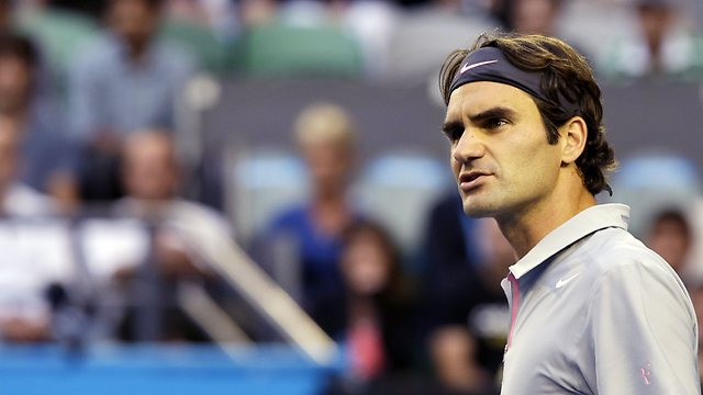 Federer On Court Rants