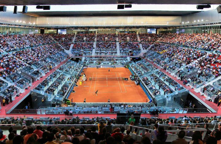 Federer Madrid Masters 2013 Outfit