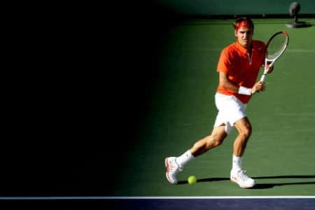 Federer Sloppy vs Wawrinka