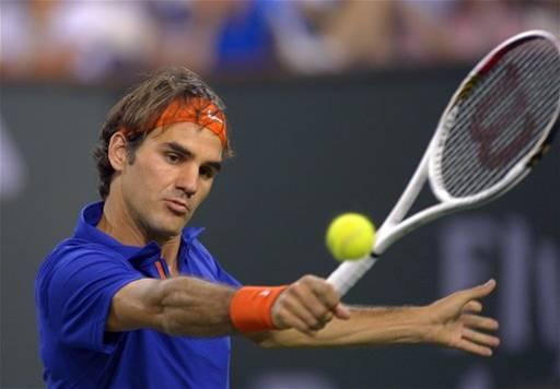 Federer vs. Nadal Indian Wells 2013