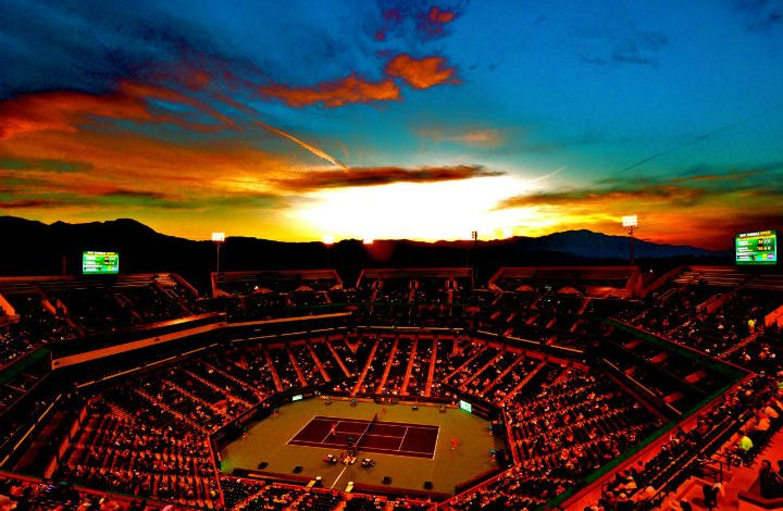 Indian Wells Draw 2013