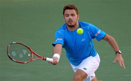 Stan Wawrinka Indian Wells 2013