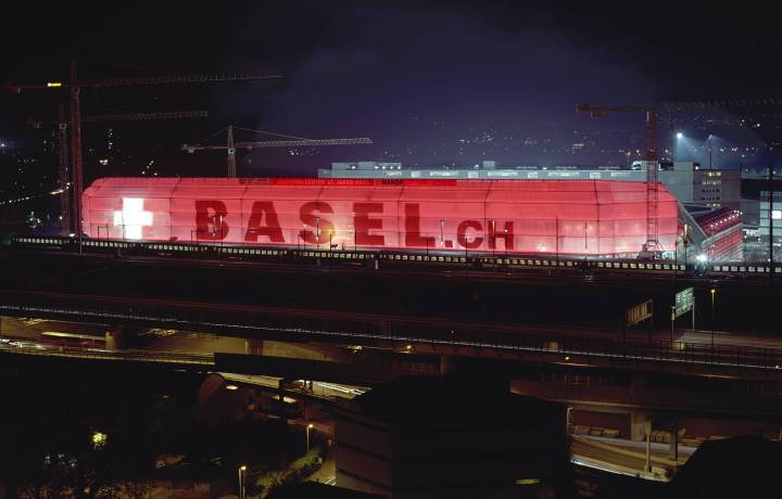Basel 2013 Tennis