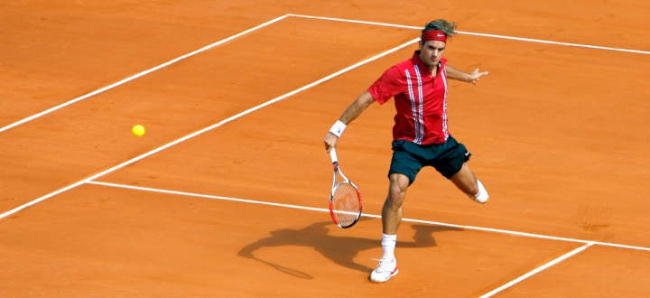 Federer Clay Court Season 2013