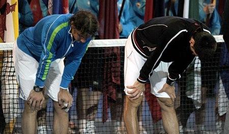 Djokovic & Nadal