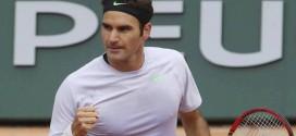 Federer Defeats Benneteau French Open 2013