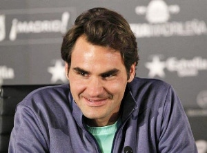 Federer Madrid Press Conference
