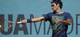Federer Mutua Madrid Open 2013
