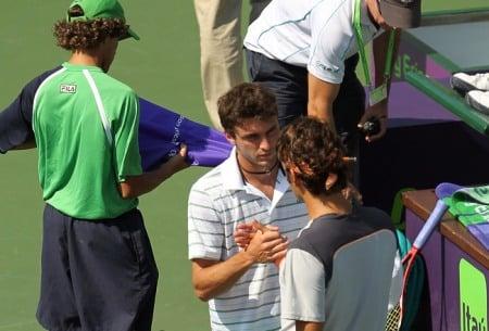 Federer & Simon 2011 Miami