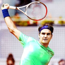 Federer Starts Title Defence in Madrid