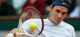 Federer defeats Carreno Busta French Open 2013