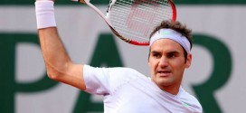 Federer defeats Devvarman French Open 2013