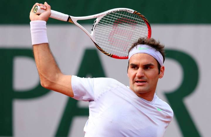 Federer defeats Devvarman French Open 2013