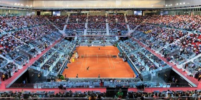 Madrid Masters 2013 Draw