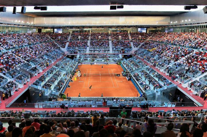 Photo of Madrid Open Draw – No Real Surprises